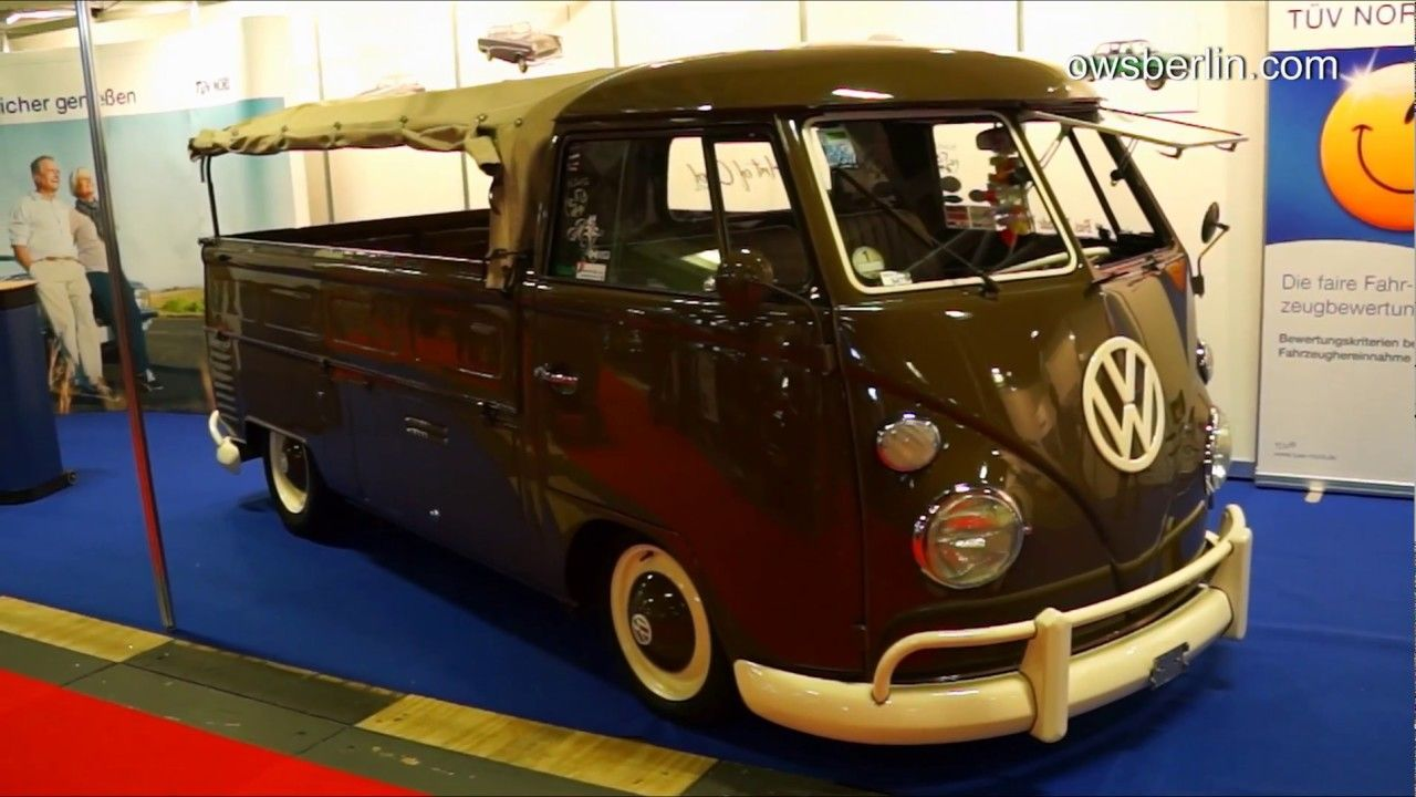 The classic car trade fair Berlin 2017 (Part 3). Обзор Берлинской ...