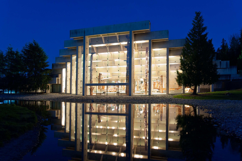 Ubc Museum Of Anthropology Arthur Erickson Architect