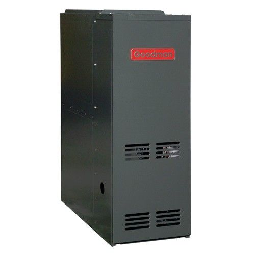 40 000 Btu 80 Afue Dedicated Downflow Single Stage Goodman Gas Furnace Gas Furnace Furnace Furnace Maintenance