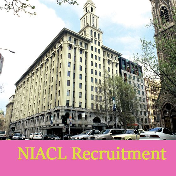 NIACL Recruitment 2018 (Assistant Posts) Apply Online