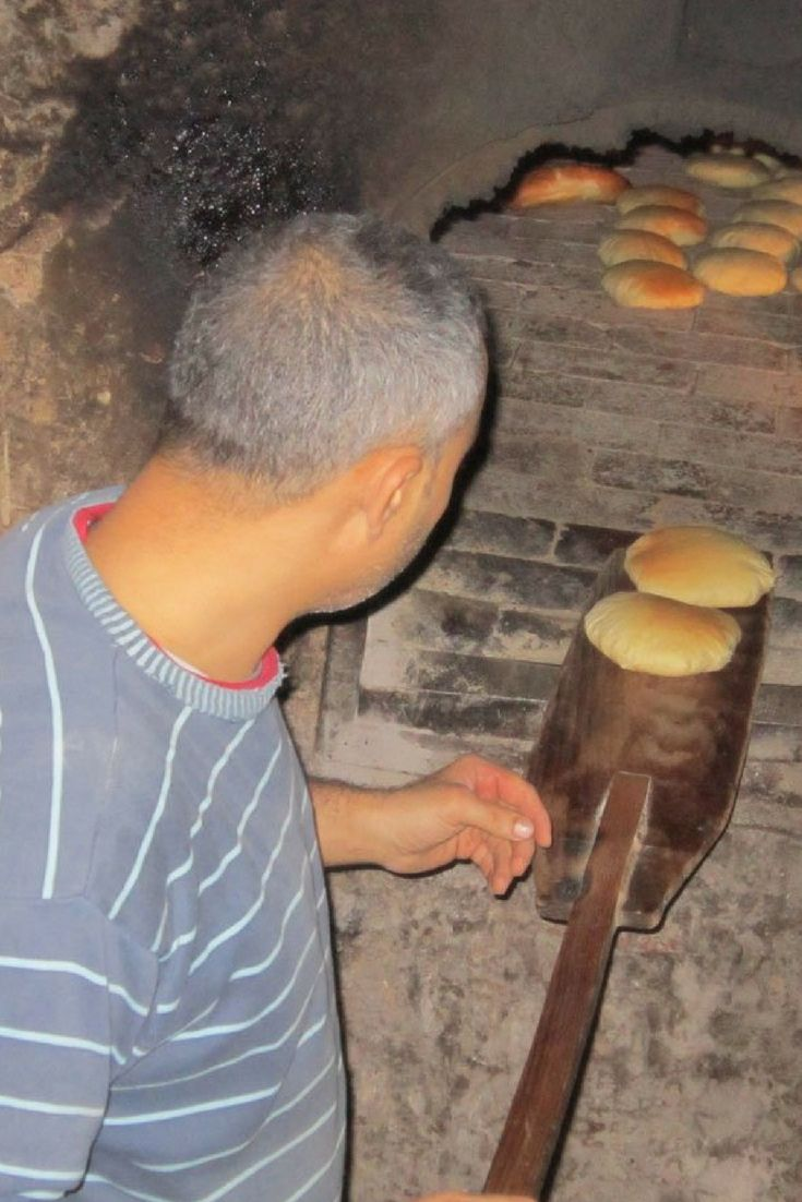 Three Breads in Morocco (With images) Travel food