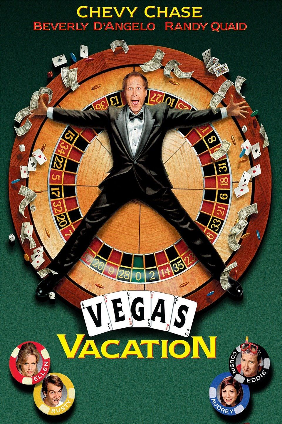 Vegas Vacation, Vacation Movie, Vacation