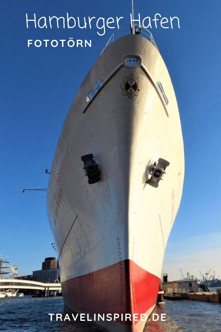 Fototorn Durch Den Hamburger Hafen Hamburg Hamburg