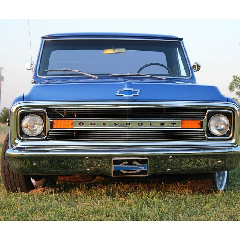 1 617 Likes 4 Comments Lmc Truck Lmctruck On Instagram During His Senior Year Of High School Weston Gardner Decided To Give H Chevy C10 Chevy Lmc Truck
