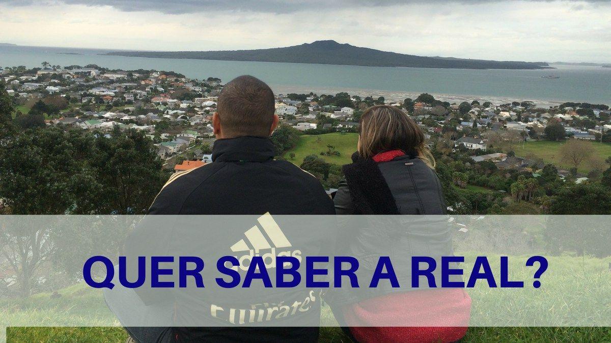 Como é morar na Nova Zelândia - na nossa opinião
