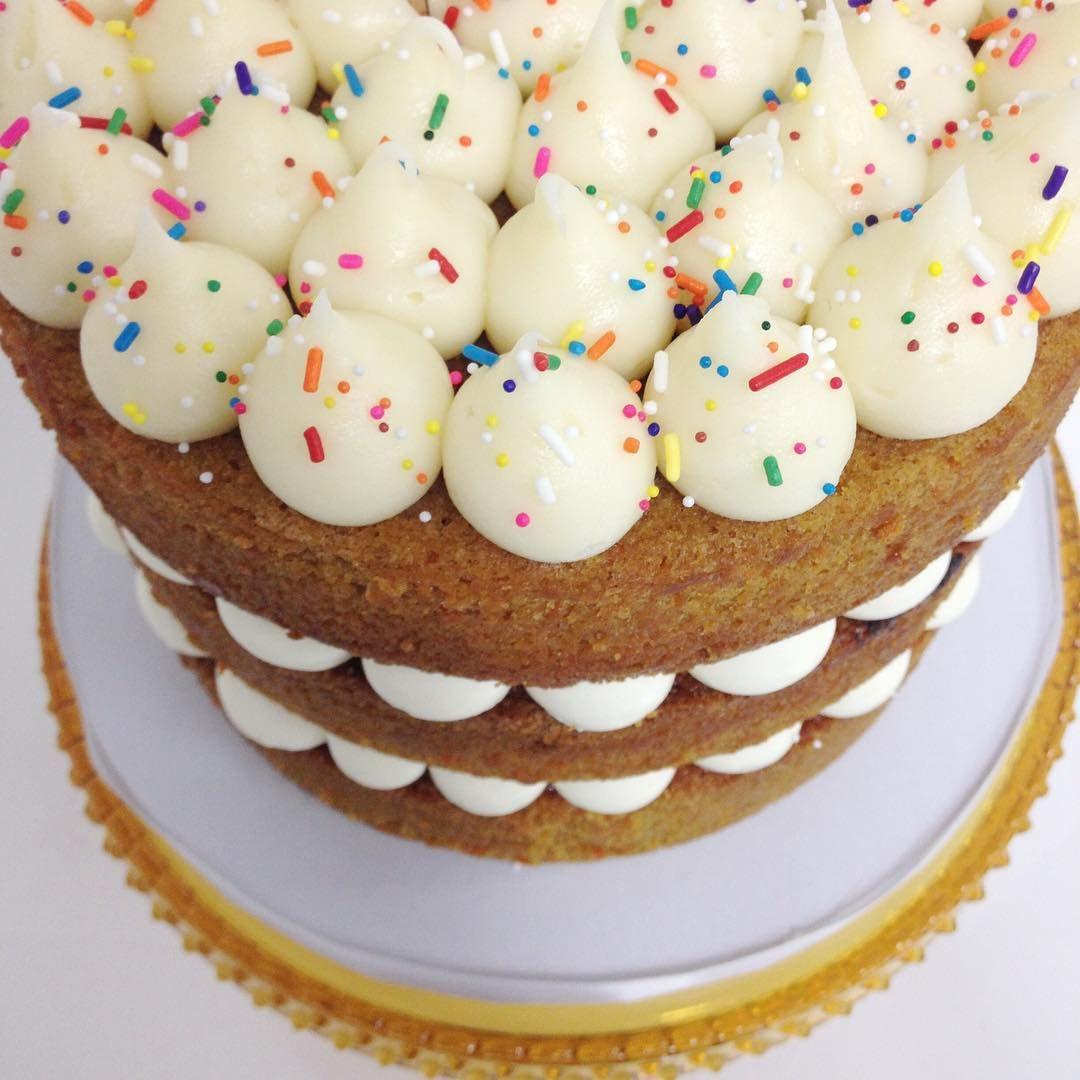 """""""Carrot cake!!  #sweetandsaucyshop"""""""