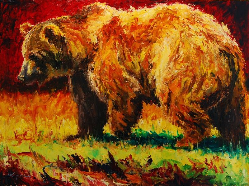 Samarah Fine Art - One Hundred Central Avenue, Whitefish, Montana ~ 862-3339