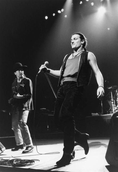 U2, 80s