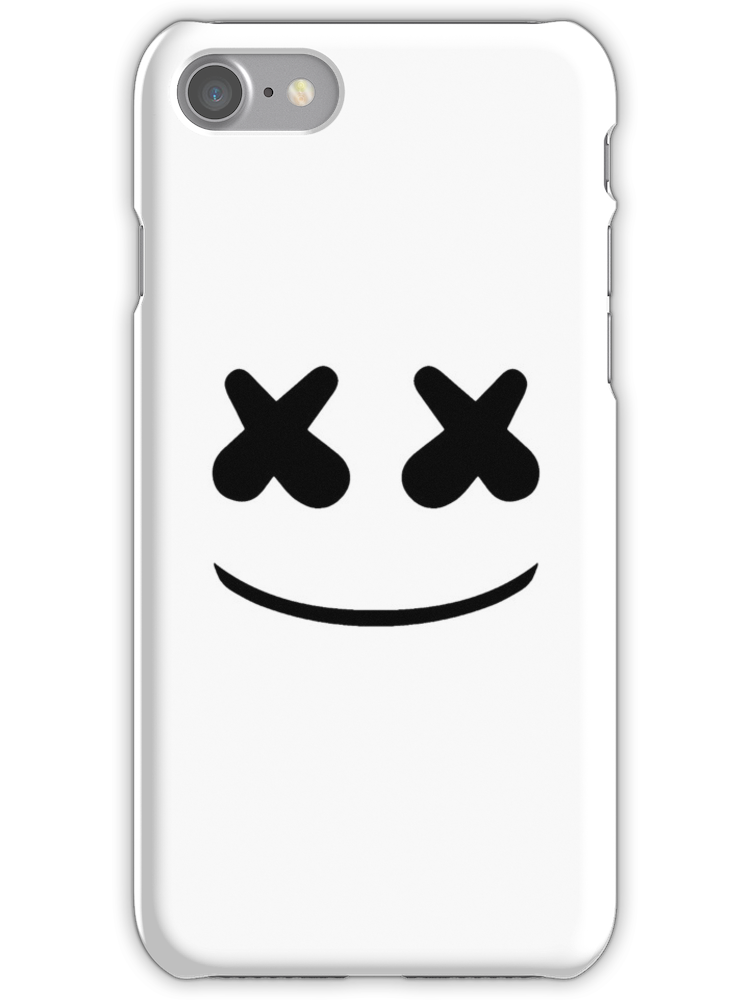 coque iphone 7 marshmello