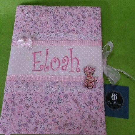 Caderno Mensagens para Eloah