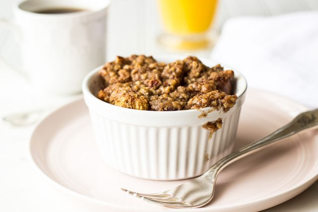 Maple Pecan French Toast Cups