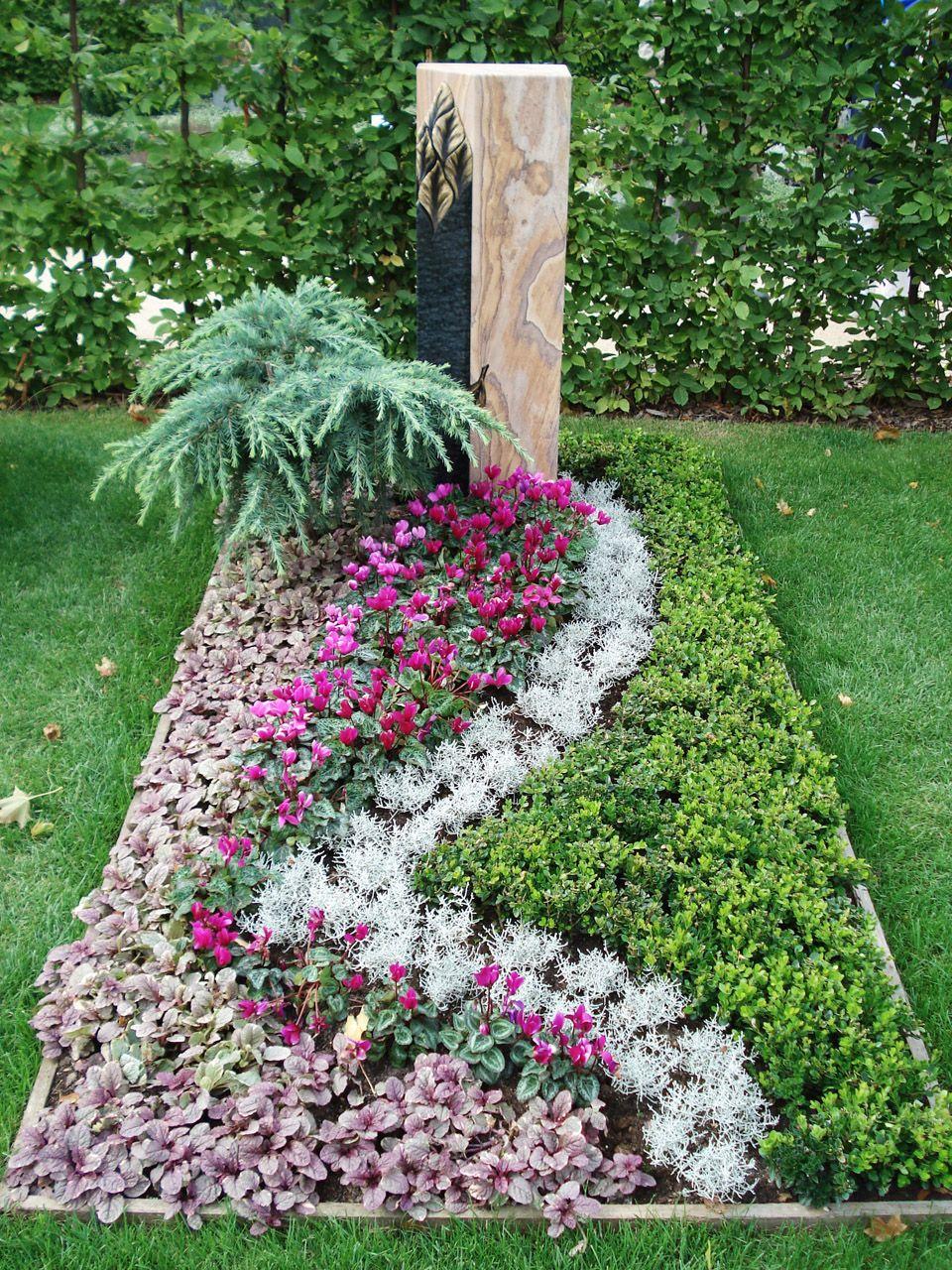 Bildergebnis fr floristik grabgestaltung  Grabgestaltung