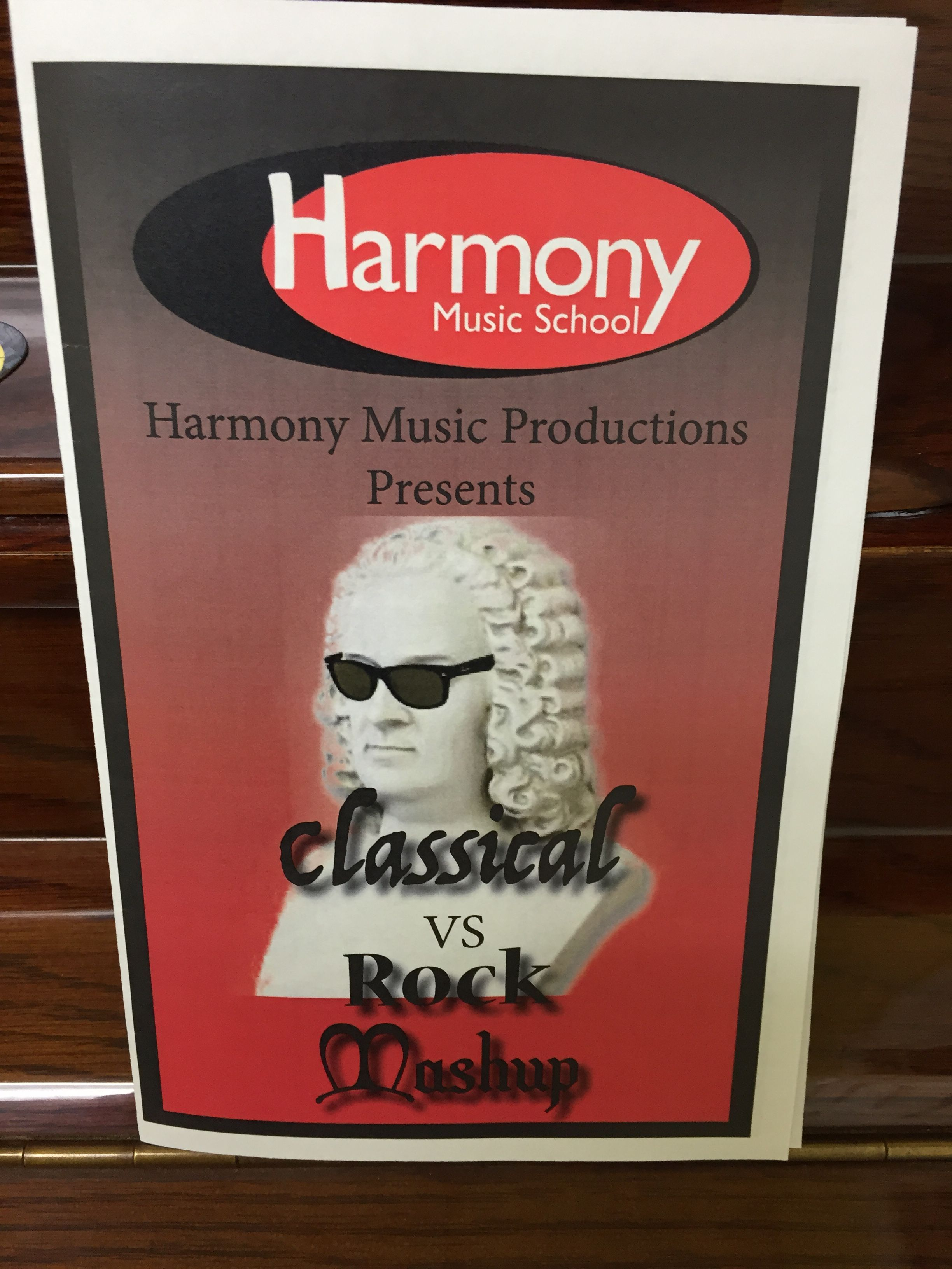Pin By Brian On Hms In 2020 Harmony Music Music School School