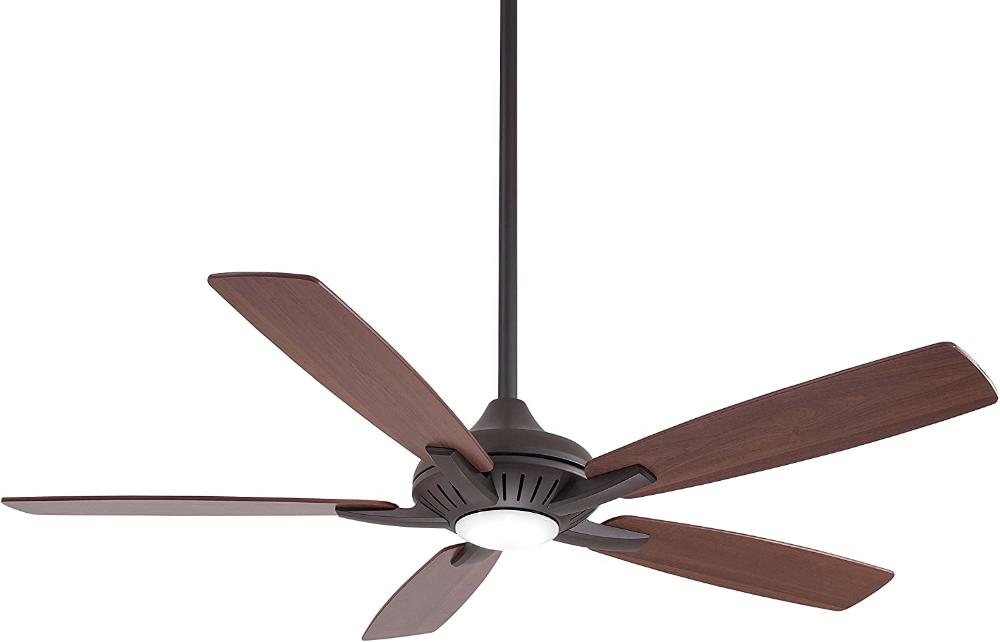 "MinkaAire F1000BN, Dyno, 52"" Smart Ceiling Fan, Brushed"