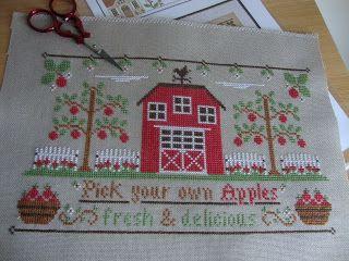 IN HET ROSE HUISJE: Apple Orchard.....