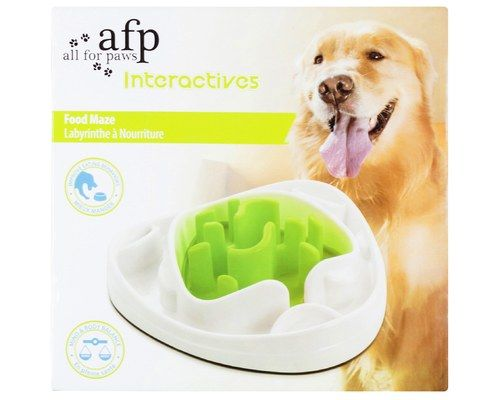 All For Paws Interactive Food Maze Dog Toy Afp Interactive Food