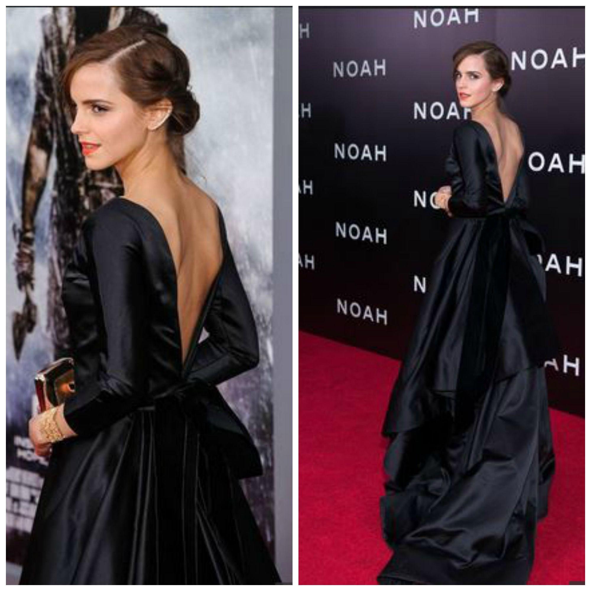 Oscar De La A Black Dress Google Search