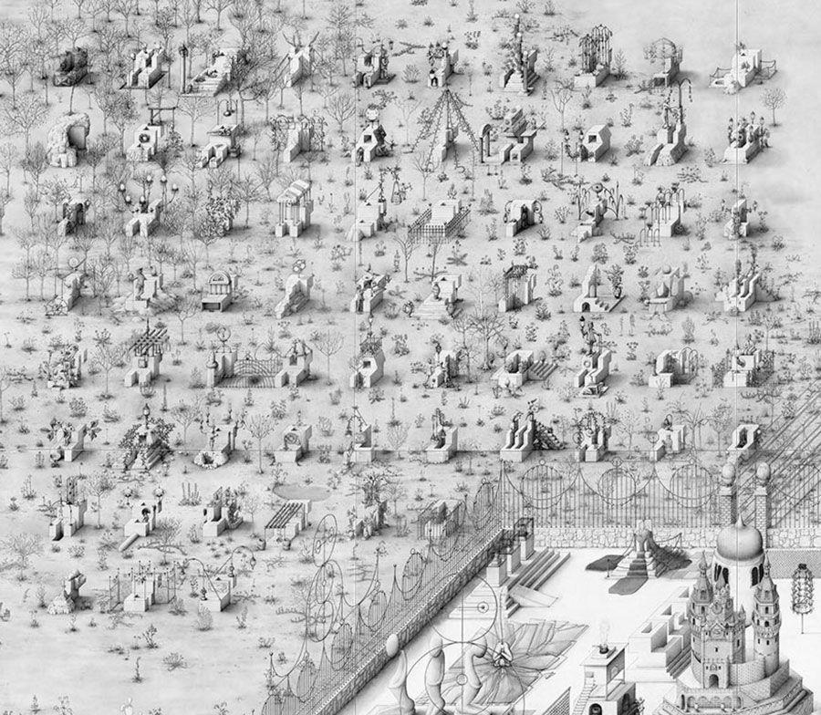 hylography michael shanks 絵