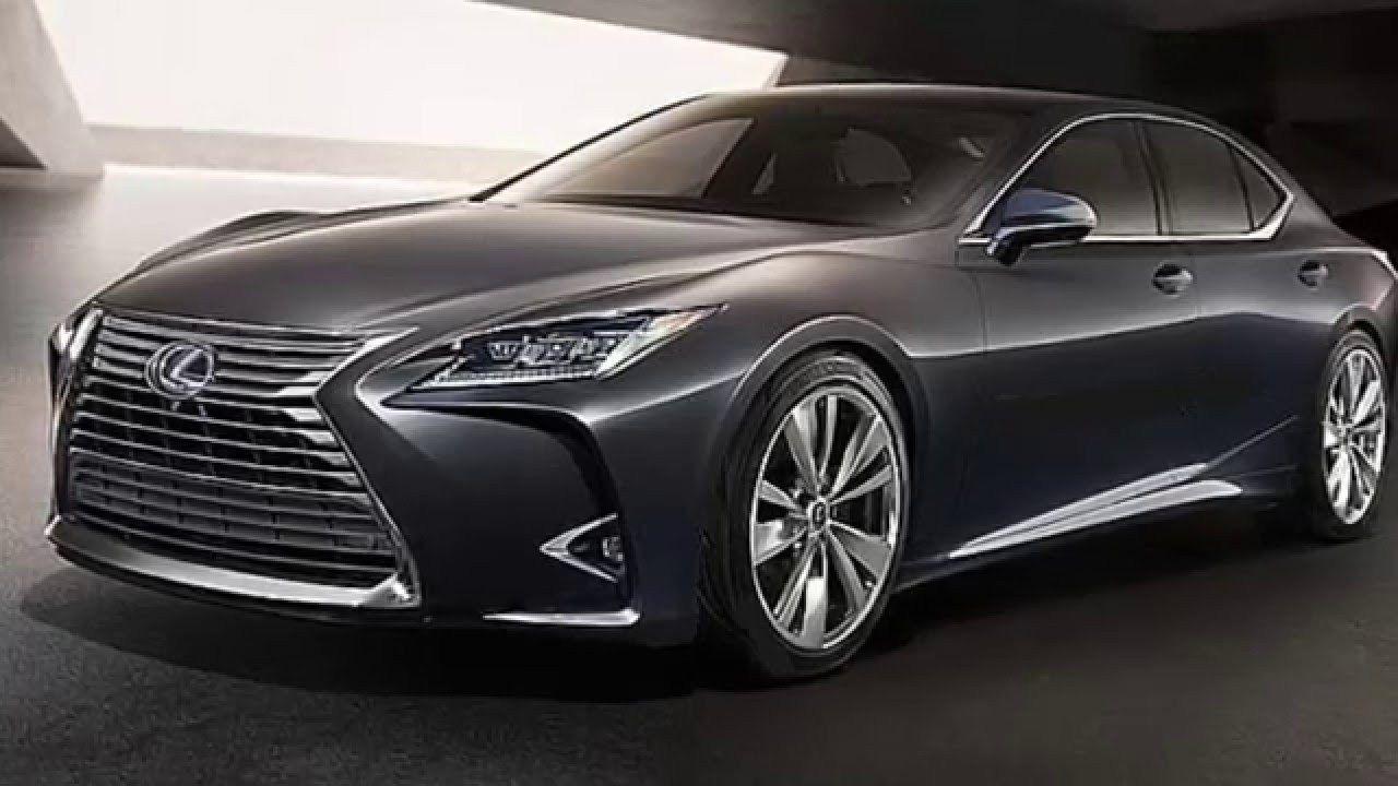 2018 Lexus Ls 500 Redesign Spied Photos Interior 2018 Auto