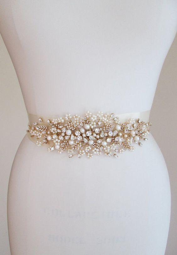 exquisite crystal belt sash, bridal swarovski crystal belt, wedding
