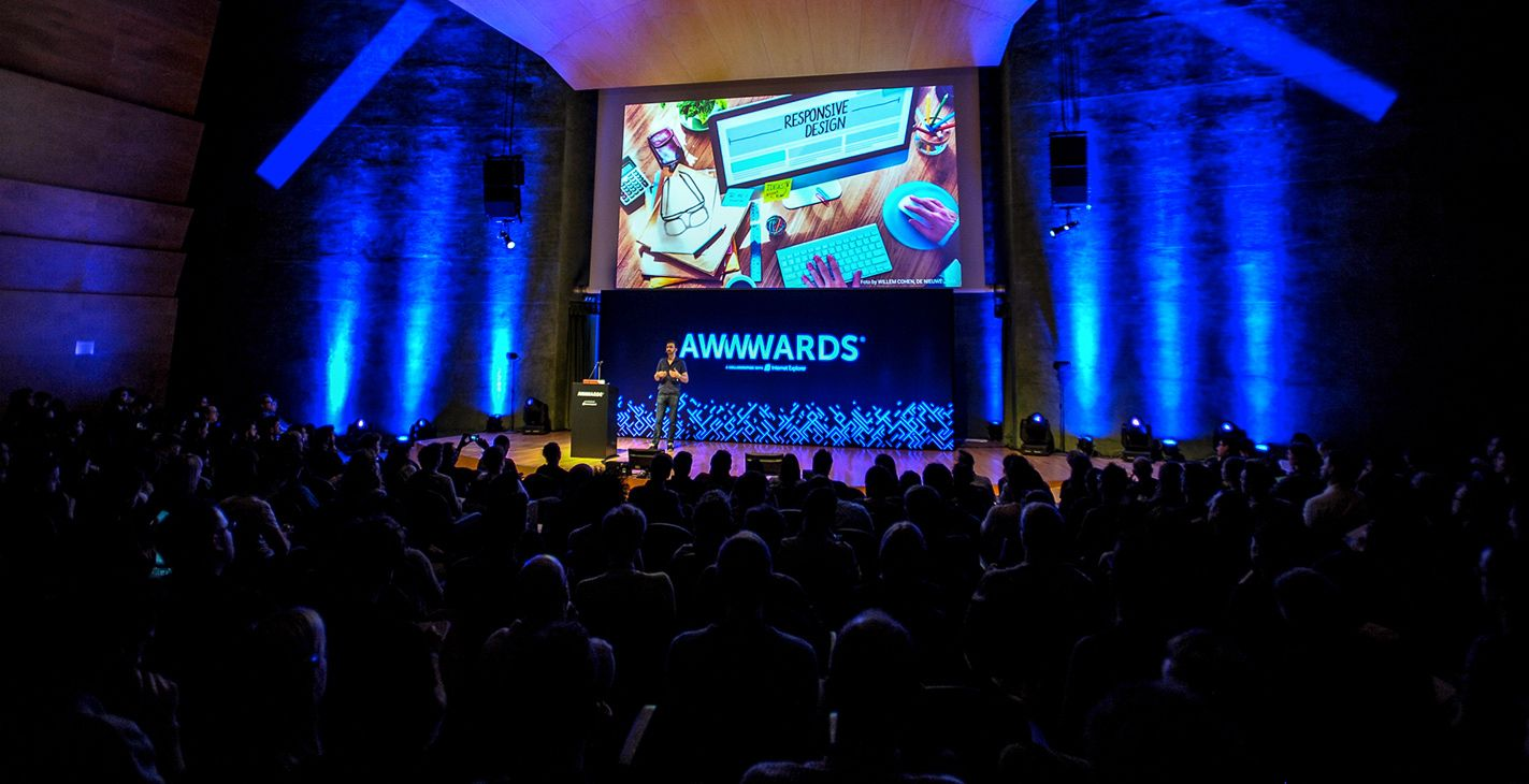 Awwwards Conferences - Creative and inspiring events for Web Designers