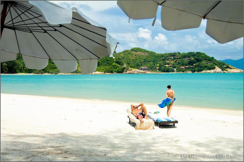 Choeng Mon Beach, Samui  Luxury Villa Rentals Koh Samui island at Choeng Mon Beach, Chaweng, Thailand visit http://www.luxuryvillarentalskohsamui.com
