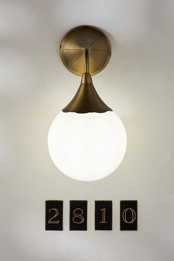 Piper Sconce In 2020 Sconces Unique Lighting Bathroom Light