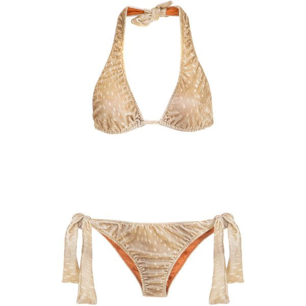 Adriana Degreas velvet bikini set Get The Latest Fashion Sale Geniue Stockist The Cheapest Online Pay With Visa Cheap Price Buy Cheap Purchase 4YnLfKUj