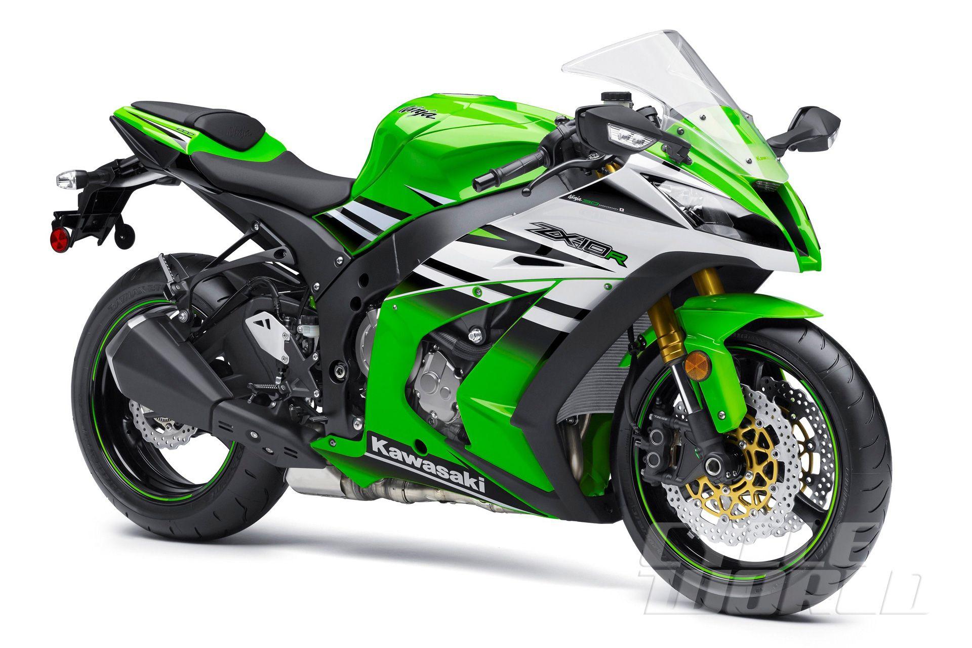2015 30th Anniversary Kawasaki Ninja Zx 10r Zx 10r Abs First