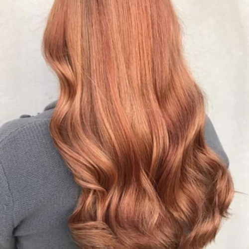 The 45 Hottest Red Hair Color Ideas To Ask For In 2021 Hair Com By L Oreal Light Red Hair Light Red Hair Color Red Hair Color