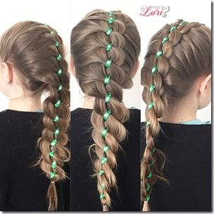 Strange 1000 Images About St Patrick39S Day Hairstyles On Pinterest Short Hairstyles For Black Women Fulllsitofus