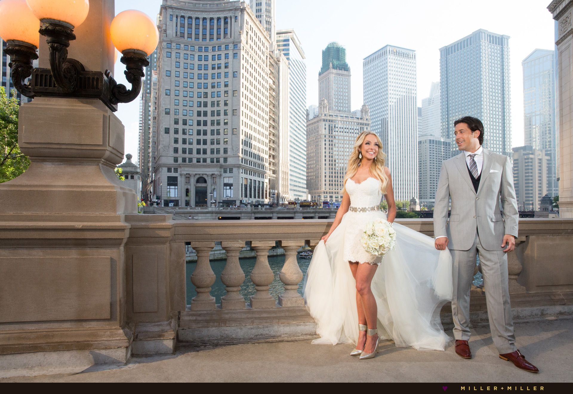 Londonhouse Hotel Chicago Wedding