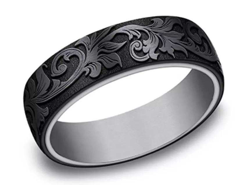 40 Unique Wedding Rings for Men