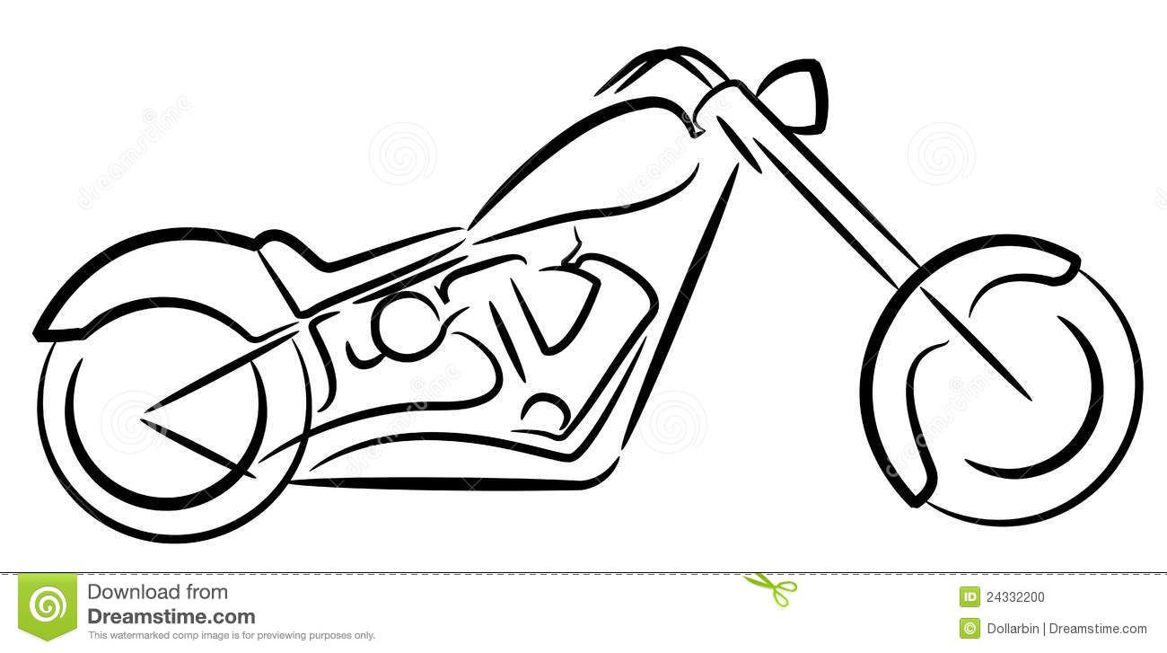 Motor Cycle Logo Stock Photo Image 24332200 Com Imagens