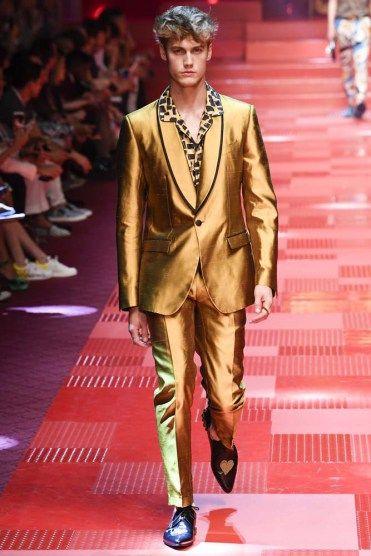 Défilé Dolce & Gabbana Printemps/Été 2018