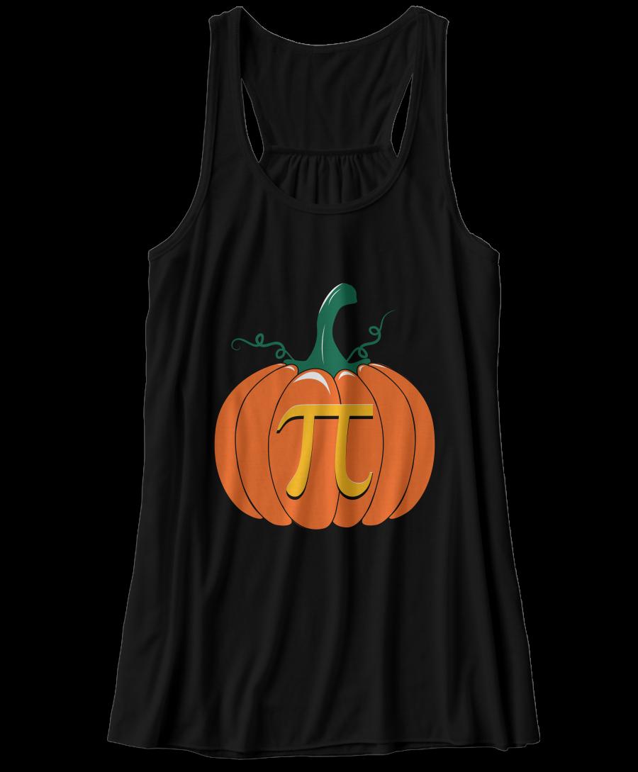 Pumpkin Pi Teacher Tank Top