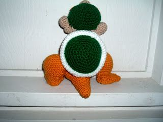 Nanette crochet super mario bowser browser pinterest bowser nanette crochet super mario bowser dt1010fo
