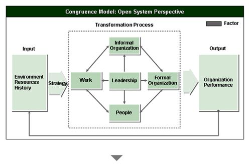 three input components of the congruence model