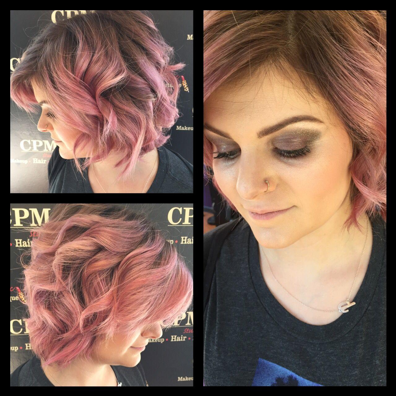 Pastel Pink Ombre Goldwell Formula 20ml 10v 3ml 8k 2ml 6vv Motives Makeup