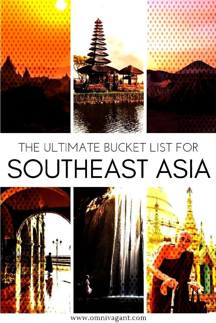 to Southeast Asia? Be sure to check out the ultimate Southeast Asia Bucket List! EverythiTraveling