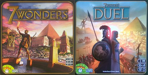 7 Wonders Duel Anleitung