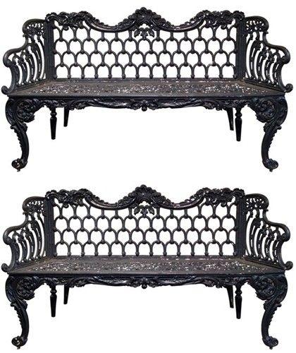 Terrific Barbara Eberleins Pick Pair Of 19Th Century Scottish Cast Pdpeps Interior Chair Design Pdpepsorg