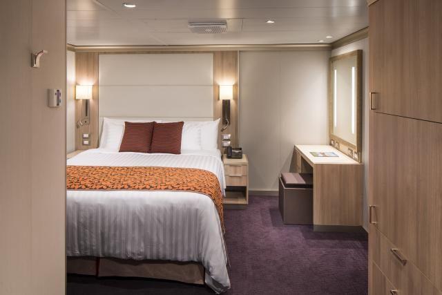 Sleeping Like A King On The Koningsdam Cruise Ship Holland America Alaska Cruise