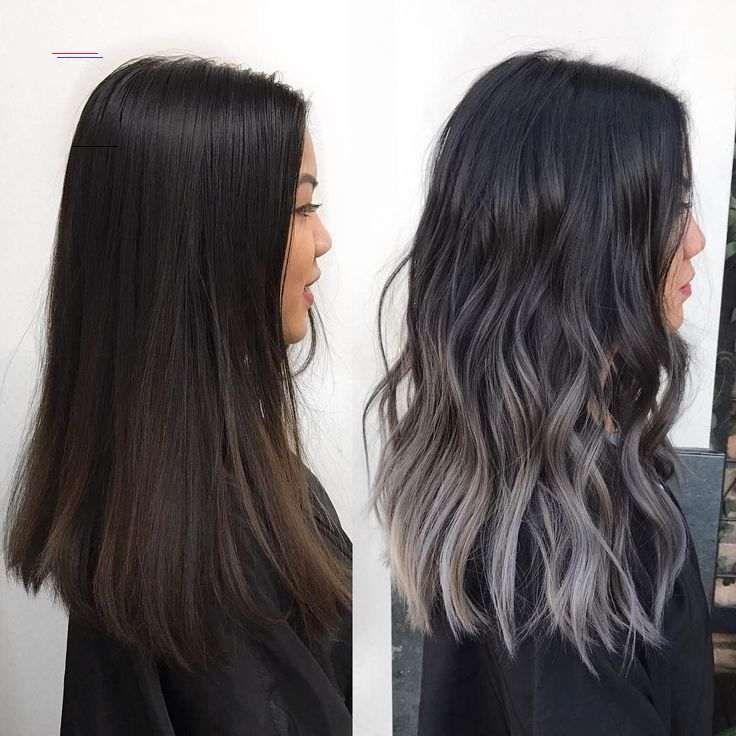 Frisuren Schwarze Haare