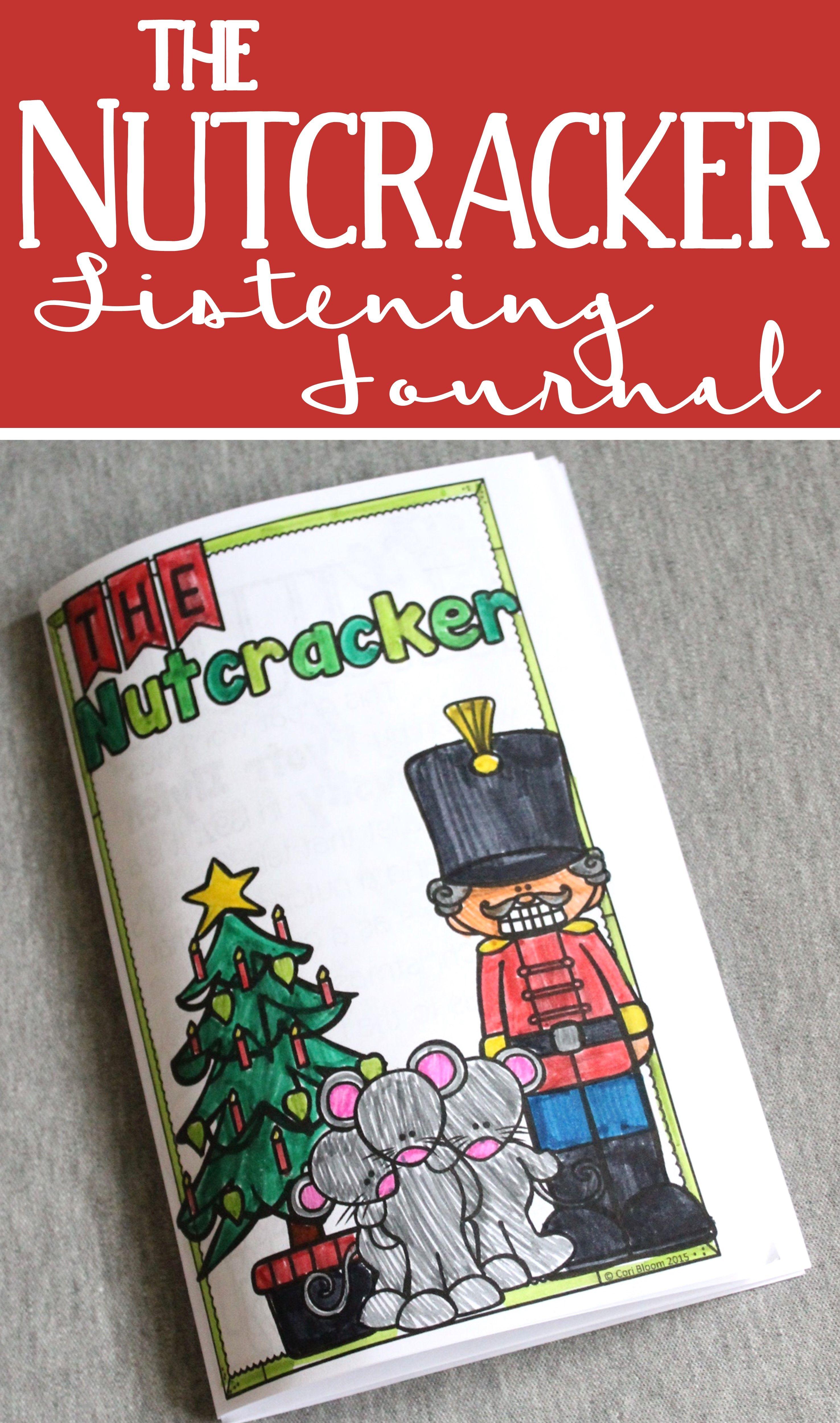Nutcracker Listening Journal & Fact Sheets | Elementary Music