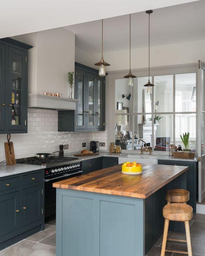 40+ Characteristics of Grey Kitchen Ideas
