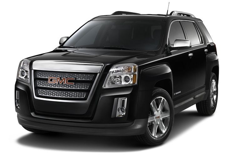 Gmc Terrain Gmc Terrain In Columbia Sc Receives Holiday 2010