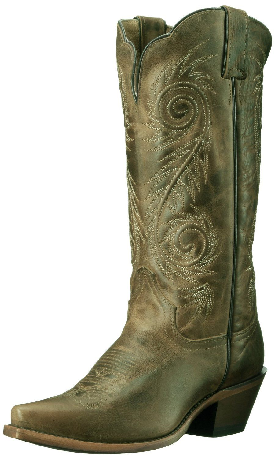 3dd581d1415 Justin Boots Women's Classic Western Boot Narrow Square Toe Shoe ...