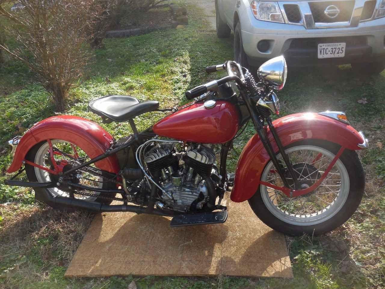 1938 HarleyDavidson OTHER Harley davidson, Harley