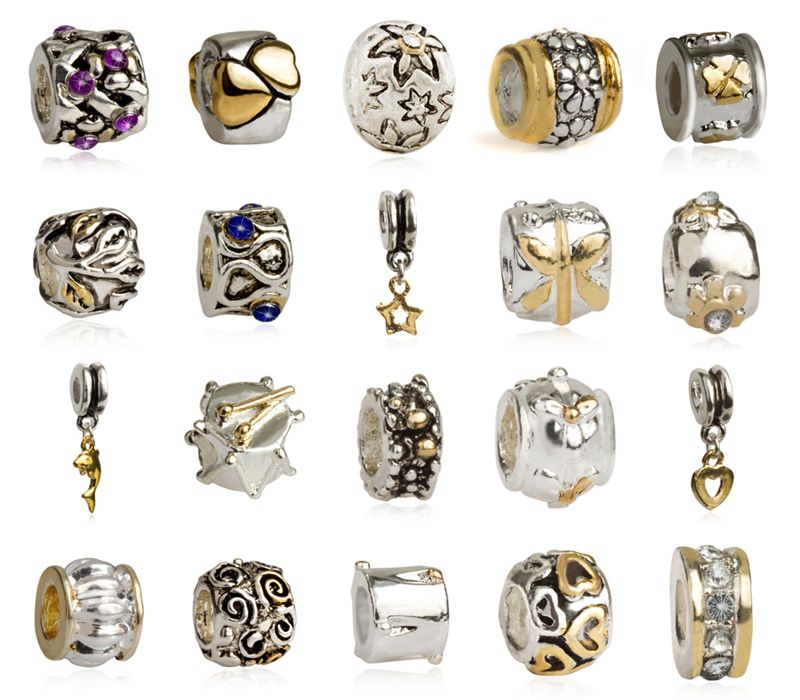 Pandora Mens Jewelry: Pandora Charms-I Like The Dangly Ones And The Sparkly Ones